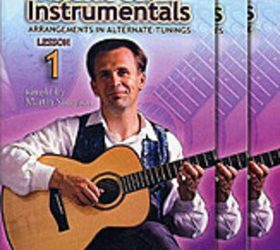 Acoustic Guitar Instrumentals (set of three)