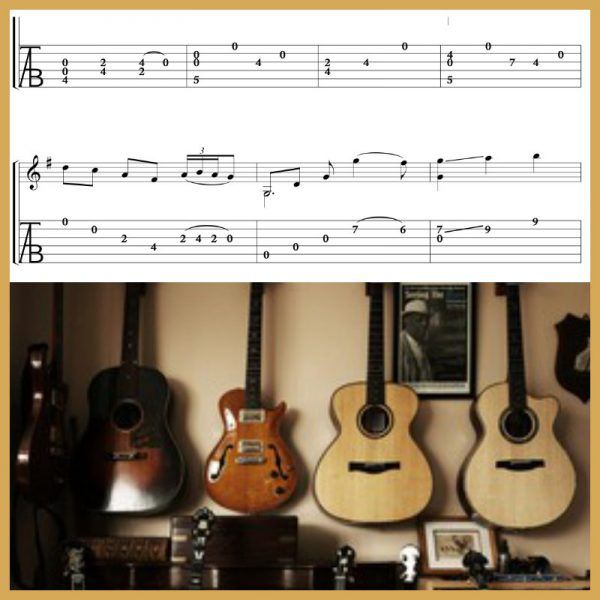Lessons and tabs